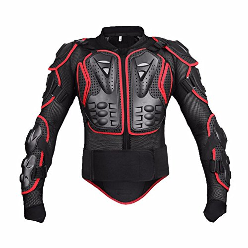 Monster Motorcycle Jacket - 4