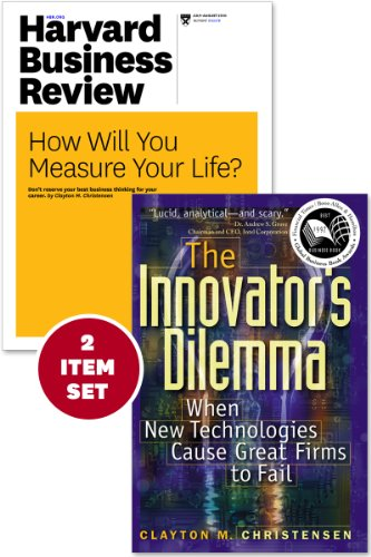 Amazon the innovators dilemma with award winning harvard the innovators dilemma with award winning harvard business review article how will you measure fandeluxe Gallery