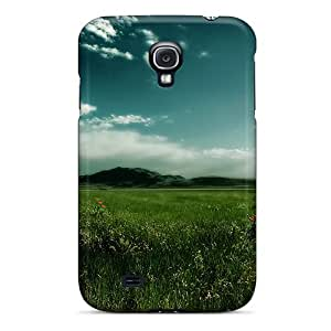 Snap-on Space Hole Cases Covers Skin Compatible With Galaxy S4