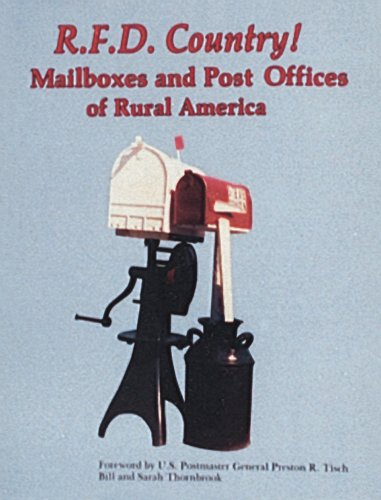 R F D Country Mailboxes Offices America