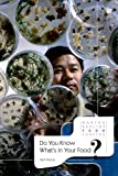 Do You Know What's in Your Food?, Neil Morris, 1403485801