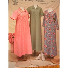 Everyday Dresses Sewing Pattern Book