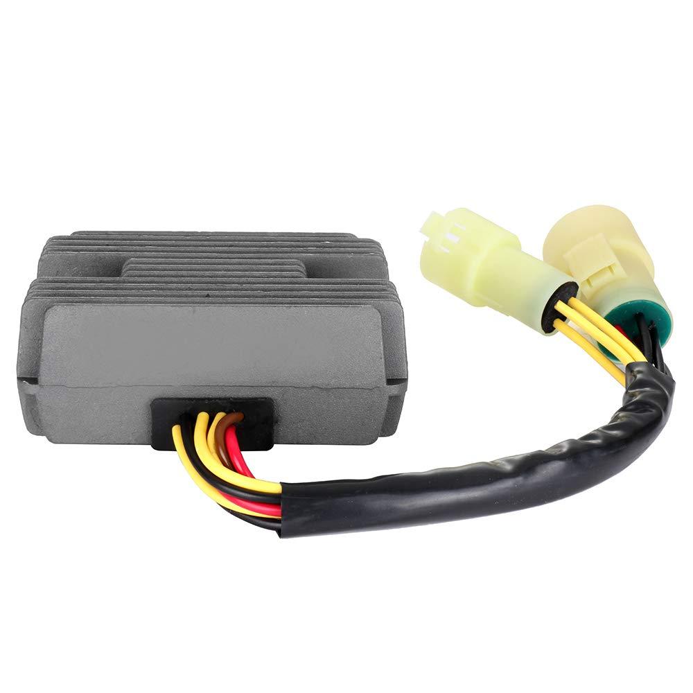 Amazon.com: ROADFAR Voltage Regulator Rectifier RRV-YHC-078 ...
