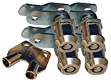 Prime Products 18-3325 7/8'' ACE Camlock- Pack of 4