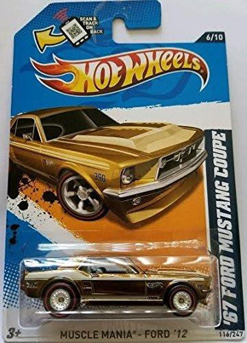Hot wheels super hunt 2012 mustang