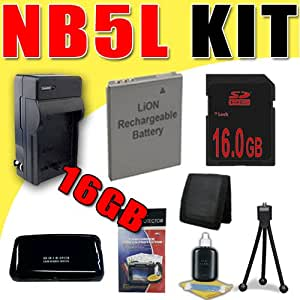 Amazon Com Nb5l Lithium Ion Replacement Battery