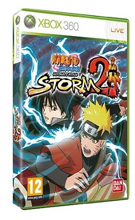 Amazon.com: Xbox 360 - Naruto Shippuden: Ultimate Ninja ...