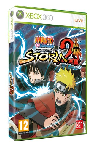 Amazon.com: Xbox 360 - Naruto Shippuden: Ultimate Ninja ...
