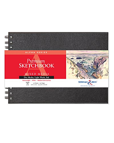 Stillman Birn Wirebound Sketchbook Heavyweight product image