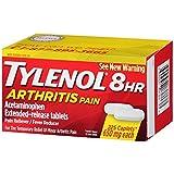 Tylenol Arthritis Pain Acetaminophen Capsules, 650 mg