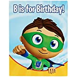 super why invitations - Super Why! Invitations