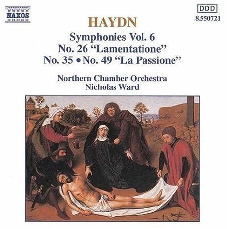 Haydn:Syms.26, 35, 49