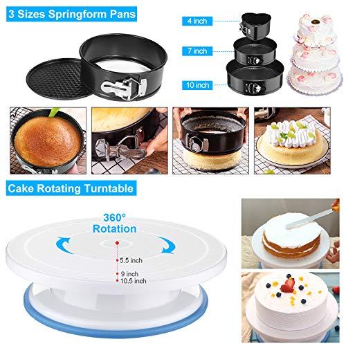 14Pcs Cake Decorating Supplies Kit Kitchen Dessert Baking Pastry 0048