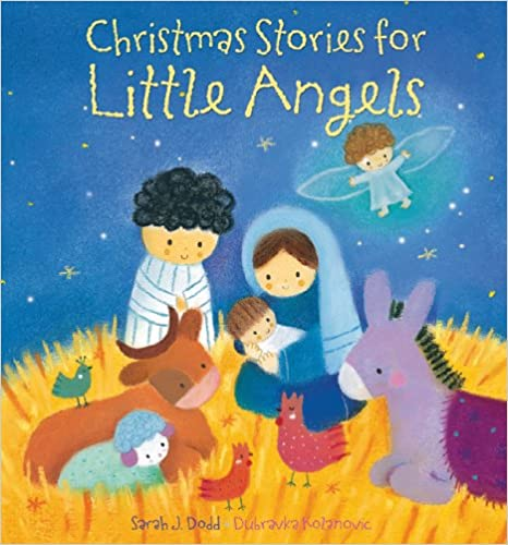 Bøger downloader til android Christmas Stories for Little Angels PDF iBook 0745969178