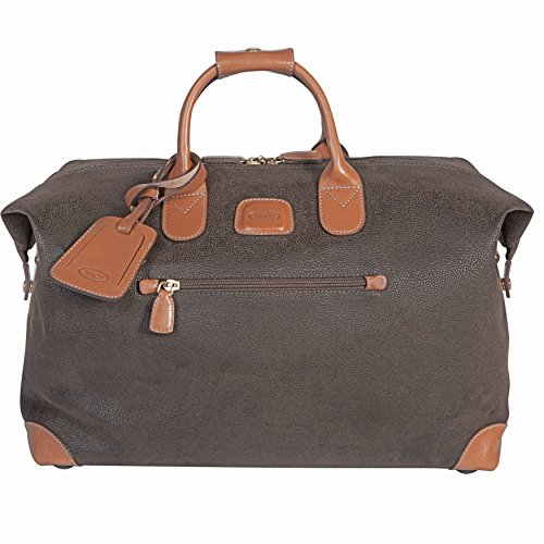 - Bric's Luggage Life 18 Inch Cargo Duffle, Olive, One Size