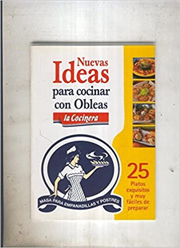 Nuevas ideas para cocinar con Obleas La Cocinera: Amazon.de ...