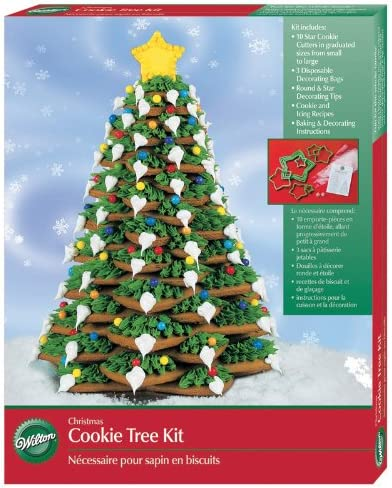 Tree Cookie Cutter Kit