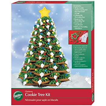 Exceptional Wilton Cookie Tree Cutter Kit