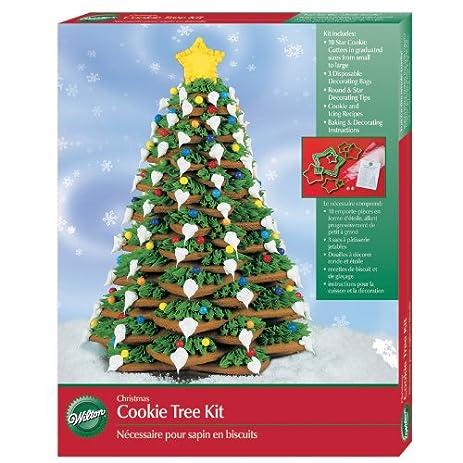 wilton cookie tree cutter kit - Amazon Christmas Tree