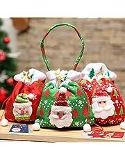 DiiDa Christmas Gift Bags with Christmas Cards Christmas Gift Wrap Boxes