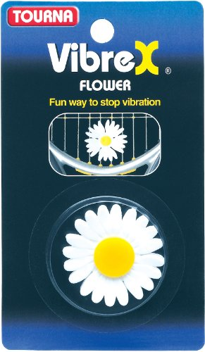 Tourna Vibrex Flower Tennis Vibration Dampener