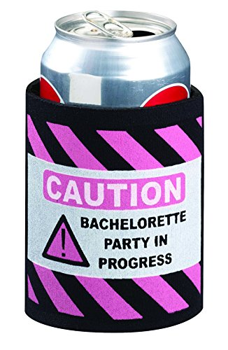 Lillian Rose Bachelorette Party Cup Cozy, 4-Inch