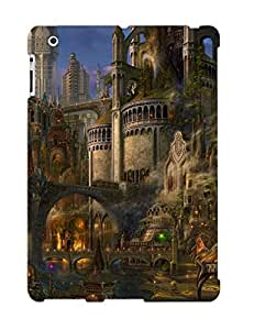 New Podiumjiwrp Super Strong Anime Kingdom Tpu Case Cover Series For Ipad 2/3/4