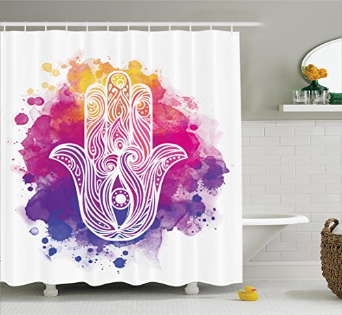 Ambesonne Collection Backdrop Illustration Polyester