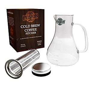 Amazon.com | Cold Brewing Coffee Maker For Iced Coffee ...