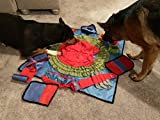 Jalousie 32 Inch Extra Large Dog Snuffle Mat