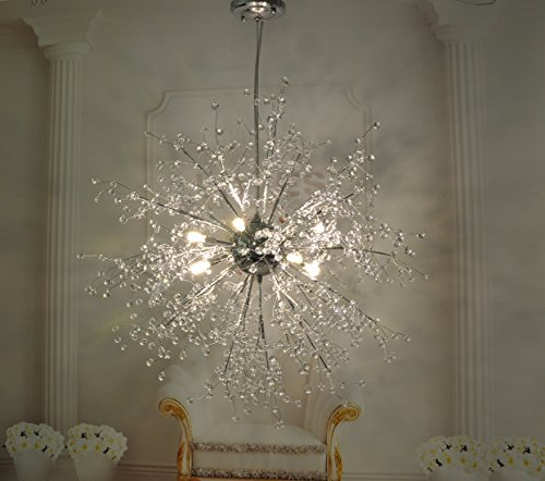Contemporary Crystal Pendant Lighting