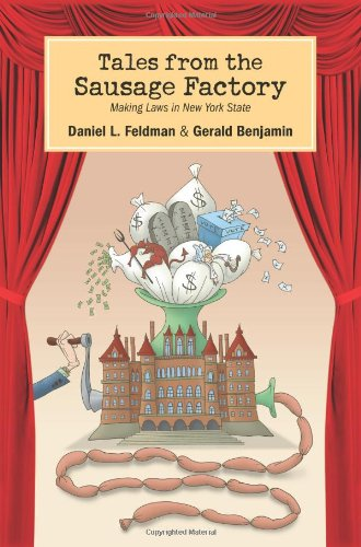 Download Tales from the Sausage Factory: Making Laws in New York State pdf