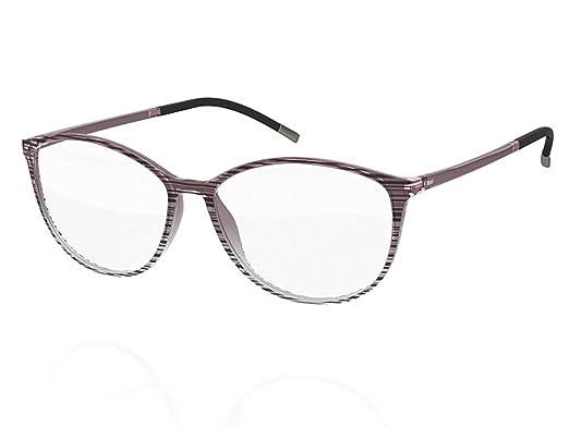 e05cd586d5b9 Amazon.com: Silhouette Eyeglasses SPX ILLUSION FULLRIM 1564 (6050 ...