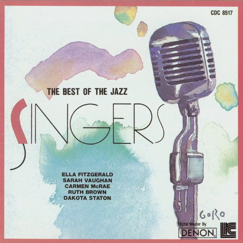 The Best of the Jazz Singers