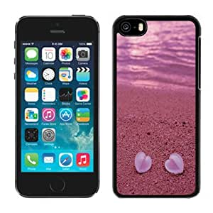 Customized Phone Case Design with Happy Valentines Shells Beach iPhone 5C Wallpaper