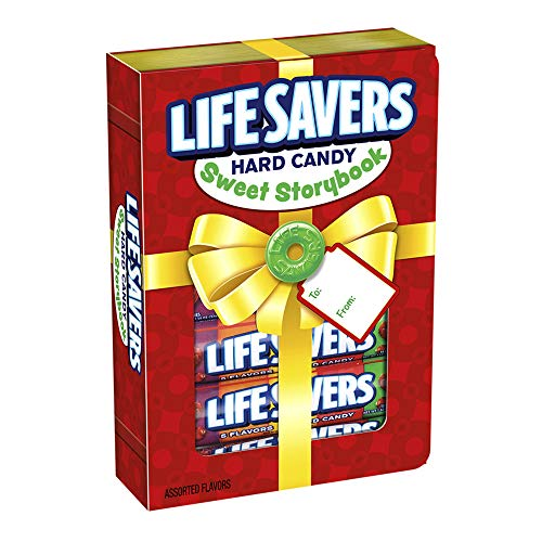 LifeSavers Hard Candy Sweet Holiday Storybook, 8.6 Ounce (Pack of 6)