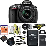 Nikon D5300 24.2 MP Digital SLR Camera (18-55, Retail Packaging)