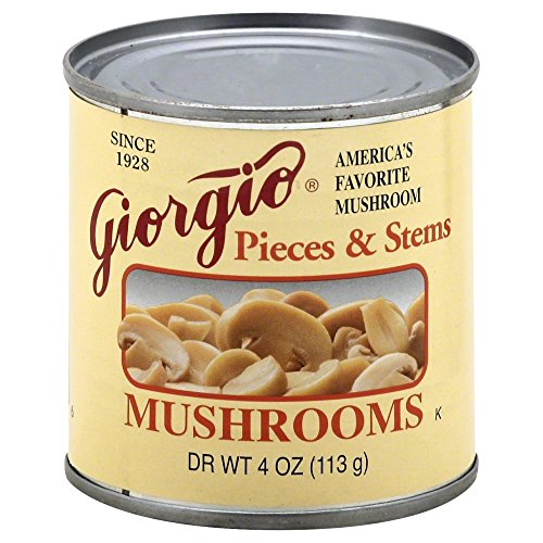 Giorgio Mushrooms, Pieces N Stems