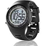 CakCity Men's Digital Sports Watch LED...