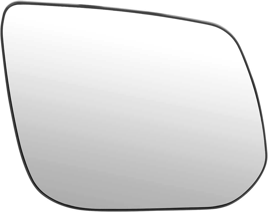 23191159 OE Style Passenger Right Side Mirror Glass w/Back Plate Replacement for Chevy Colorado GMC Canyon 15-20