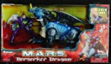 M.a.r.s. Berserker Dragon with Action Figure