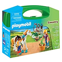 Playmobil Horse Grooming Carry Case Playsets