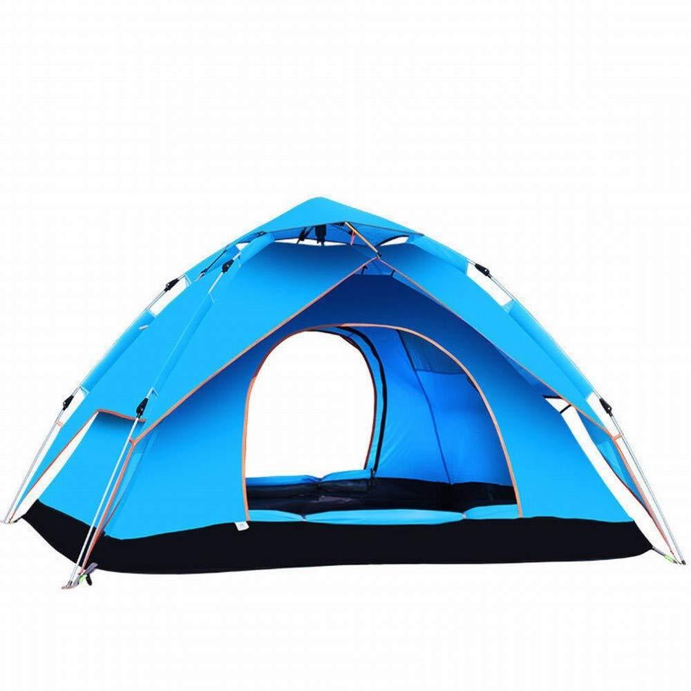 CN Adventure Adventure CN automatisches Outdoor-Zelt Regenfestes Outdoor-Doppel-Campingzelt,1 baa291