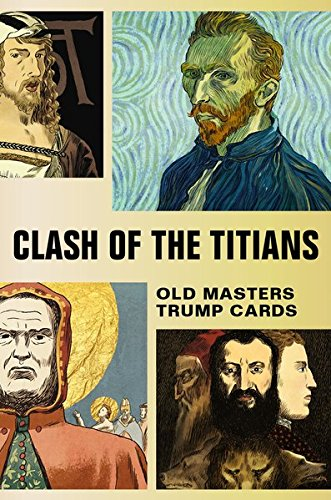 Clash of the Titians: Old Masters Trump Game (Magma for Laurence King)