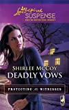 Deadly Vows, Shirlee McCoy, 0373443897