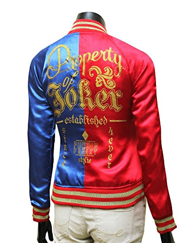 HQ Suicide Women Satin Winter Jacket NEW STYLE 2XL