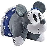 Pillow Pets Disney, Denim Minnie, 16'' Stuffed Animal Plush