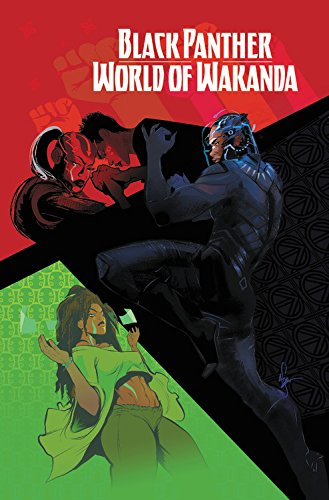 Book Cover: Black Panther: World of Wakanda Vol. 1: Dawn of the Midnight Angels