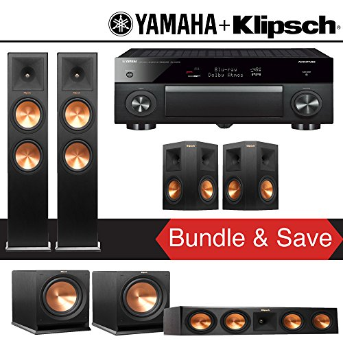 Klipsch RP 280F Premiere Home Theater System (Large Image)