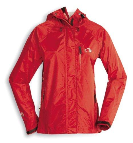 Tatonka tech «iliama femme lady veste de pluie taille 40, fraise
